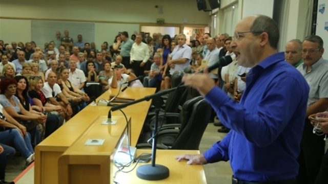 Head of Israel's organized labor calls for nationwide strike