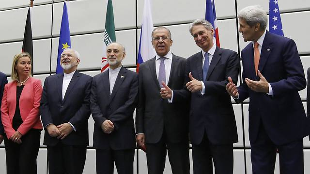 Iran deal puts military option back on table