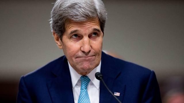 US Secretary of State John Kerry (Photo: AP)