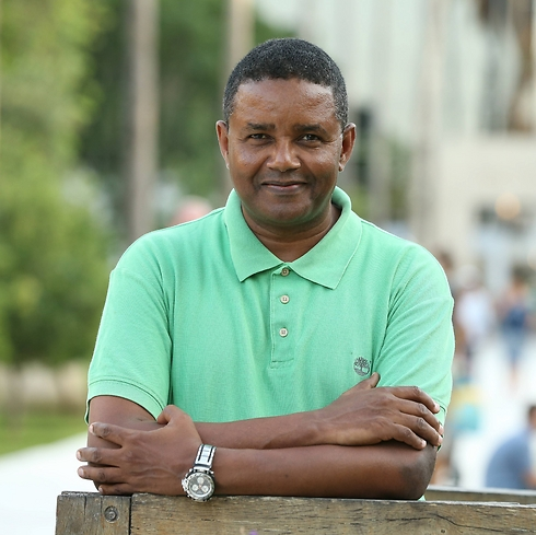 Dr. Anbessa Teferra (Photo: Elad Gershgoren)