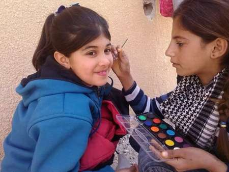 Kobani kids (Photo: Mustefa Ebdi)