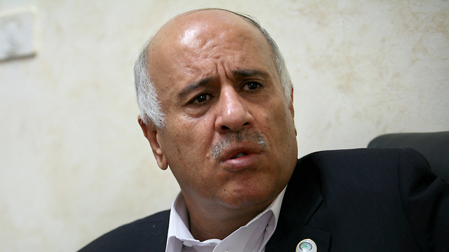 Jibril Rajoub. Prevented from entering Egypt (Photo: Amit Shabi)