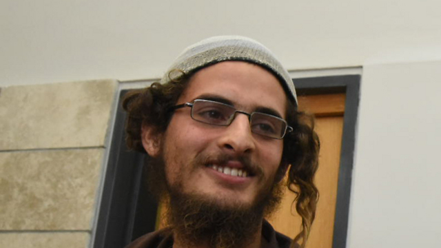 Radical activist Meyer Ettinger (Photo: Avihu Shapira)