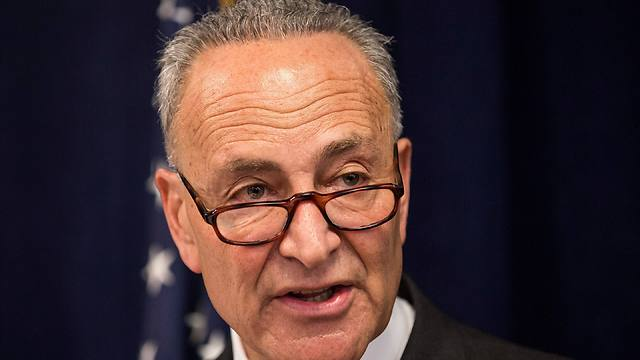 Sen. Chuck Schumer, one of few Democrats opposing the deal. (Photo: AFP)