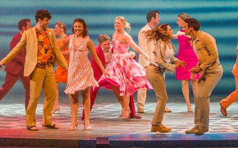 Mamma Mia in Israel: The refreshing hit of summer 2015