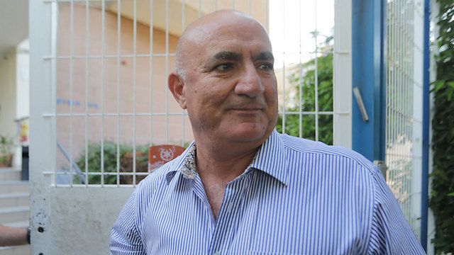 Former Police Commissioner Moshe Karadi. No need to wait till December 25 (Photo: Yaron Brener)