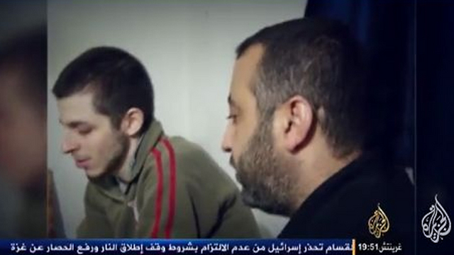 Hamas reveals first image of Shalit in captivity