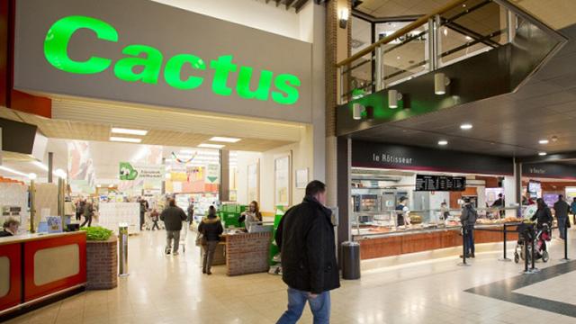 A Cactus supermarket (Photo: Cactus website)