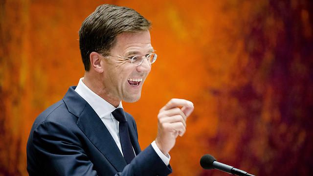 Dutch Prime Minister Mark Rutte (Photo: AFP)
