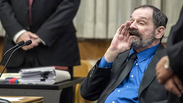 Frazier Glenn Miller Jr. at court (Photo: AP)