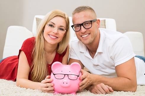 אפילו קופת החיסכון שלנו היפסטרית! (צילום: Shutterstock)