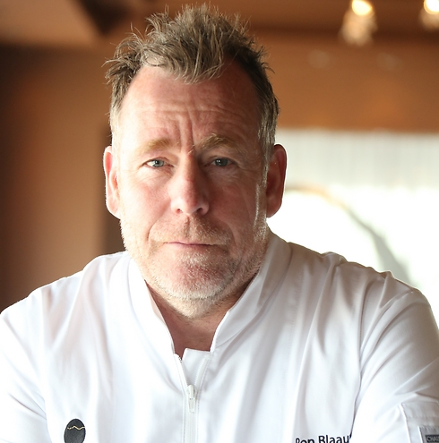 Ron Blaauw from Ron Gastrobar in Amsterday. (Photo: Round Tables by American Express)
