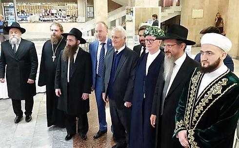 Interfaith conference in Kazan