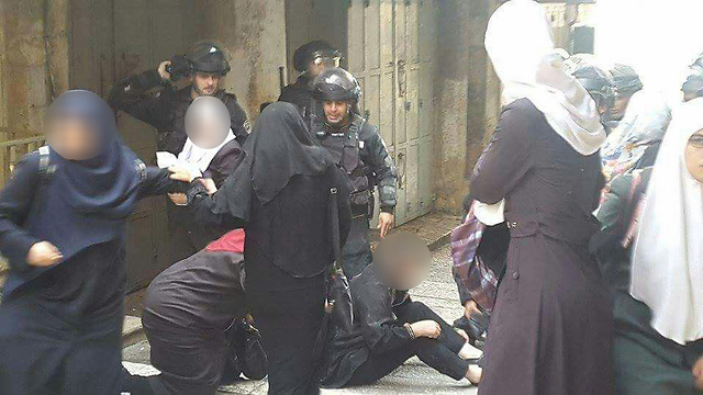 Second day of Temple Mount clashes
