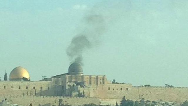 EU, Jordan warn against 'provocation' at Al Aqsa mosque