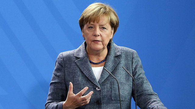 German Chancellor Angela Merkel (Photo: gettyimages)