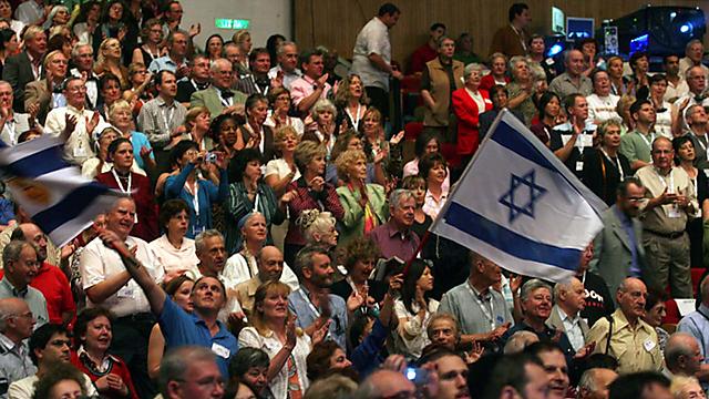 Chief rabbis warn public against pro-Israel Christian event