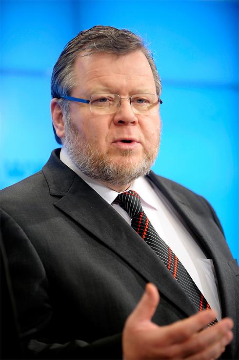 Former Icelandic Foreign Minister Ossur Skarpheoinsson. (Photo: Johannes Jansson)