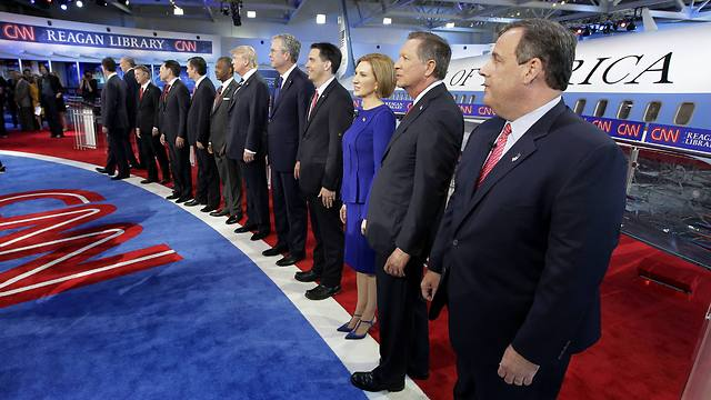 The candidates (Photo: AP)