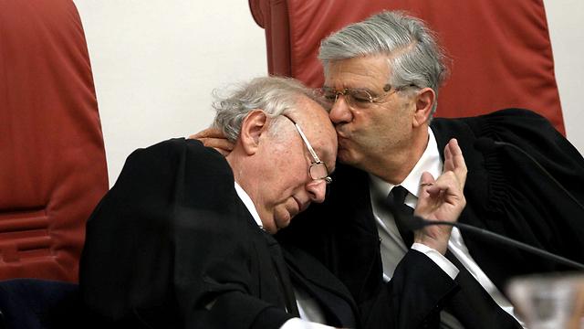 Former Supreme Court justice Mishael Cheshin dies at 79