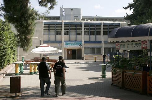 מכללת רמת גן. המרחק ממרכז העיר עומד על כ-18 דקות נסיעה (צילום: שאול גולן)