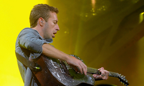 Coldplay. Not coming over anytime soon(Photo: Juanlu Vela)