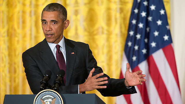 Obama. US has started procedures towrd lifting sanctions. (Photo: AP)