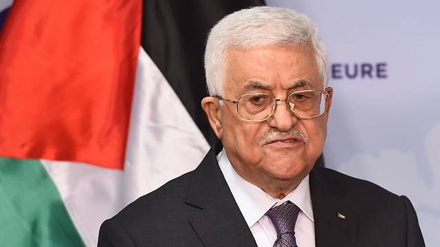 Palestinian President Mahmoud Abbas. (Photo:AFP)