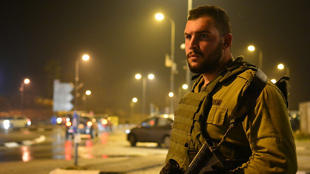 Photo: IDF Spokesman