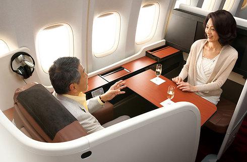 חברת התעופה היפנית ג'פאן איירליינס. בדרך לארץ?