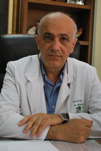 """ד""""ר מנו רובינפור"""