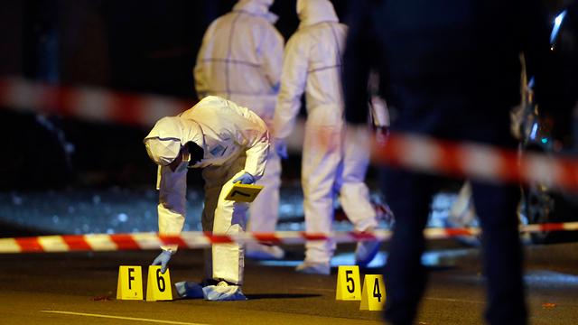 Nach dem Anschlag in Paris (Foto: AP)