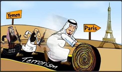 זה מה שחושבים באיראן על המעורבות של סעודיה בפיגוע הטרור ()