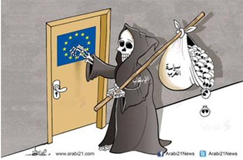 מלאך המוות הגיע לביקור באיחוד האירופי ()