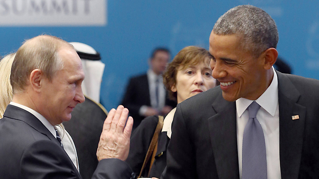 Obama and Putin. Seem to be growing closer on Syrian matters. (Photo: AFP)