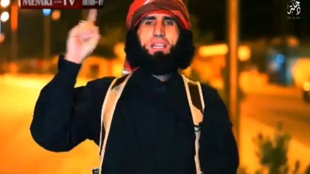 Ein ISIS Video, das die USA bedroht.