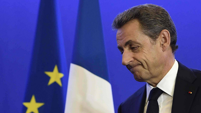 Nicolas Sarkozy (Photo: AFP)