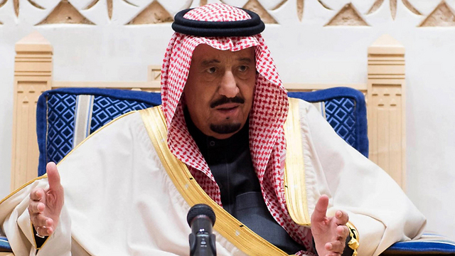 Saudi King Salman. The main goal is protecting the royal family (Photo: AFP)