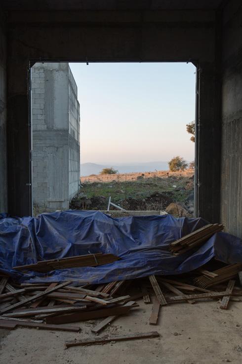הנוף שייראה מחדרי האירוח בבניין החדש (צילום: דור נבו)