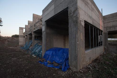 בית ההארחה החדש  (צילום: דור נבו)