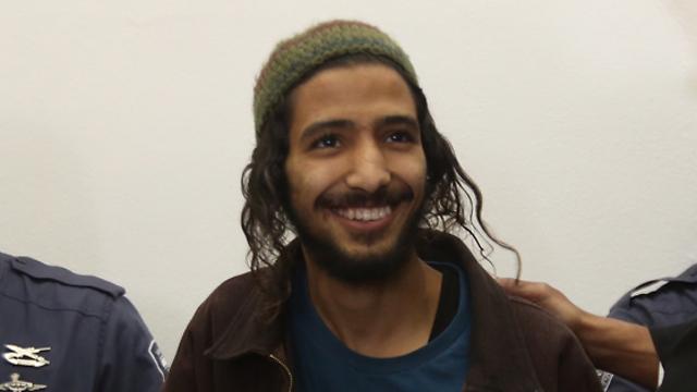 Groom Yakir Ashbal (Photo: Gil Yohanan)