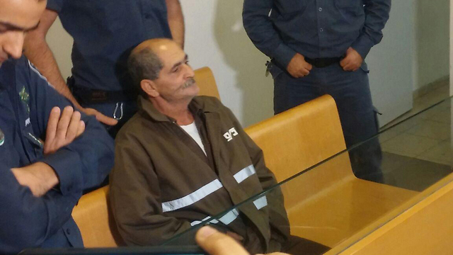 Mohammed Melhem in court (Photo: Hassan Shaalan)