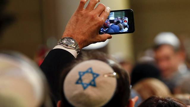 Jews in Rome (Photo: Reuters)