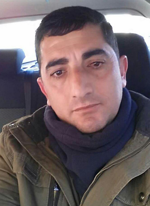 Amjad un Sukari dans une photo prise ce matin avant l'attaque.