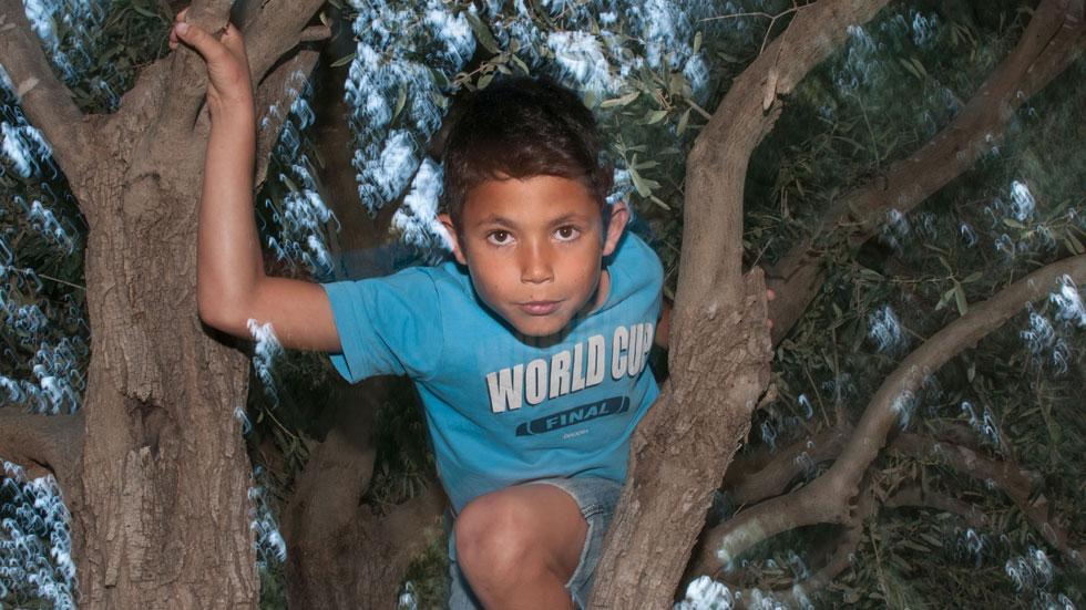 """חן לפז (8) משדה צבי: הייתי בחינוך ביתי וחזרתי לבי""""ס כי רציתי"""