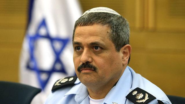 """מפכ""""ל המשטרה רוני אלשיך (צילום: עמית שאבי)"""