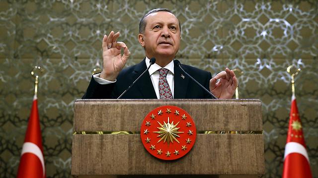 Turkish President Recep Tayyip Erdogan (Photo: AP)