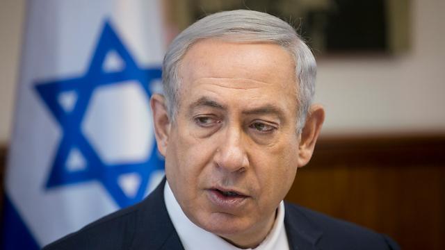 Prime Minister Benjamin Netanyahu (Photo: Olivier Fitoussi)