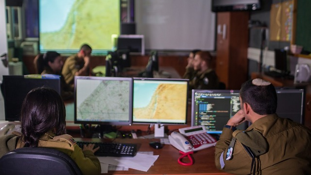 Some autistic soldiers serve in highly sensitive IDF intelligence units. (Archive photo: IDF Spokesperson)