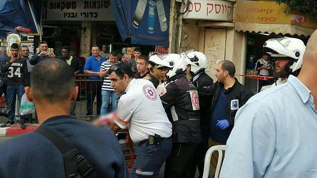 Újabb palesztin terror ,most Petach Tikvában történt késelés